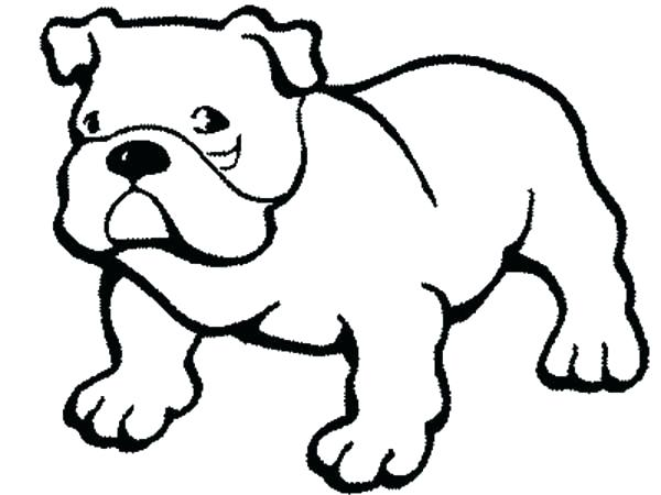600x450 Pitbull Coloring Page Coloring Pages Full Size Of Coloring Easy