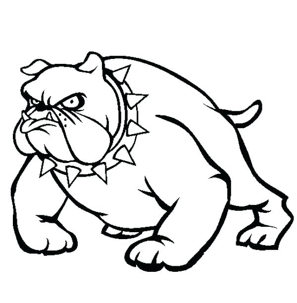 600x612 Pitbull Coloring Page Coloring Page Head Of Sad Coloring Page Cute