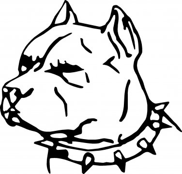 376x359 Bull Head Vinyl Decal Stickers Price Is For 2