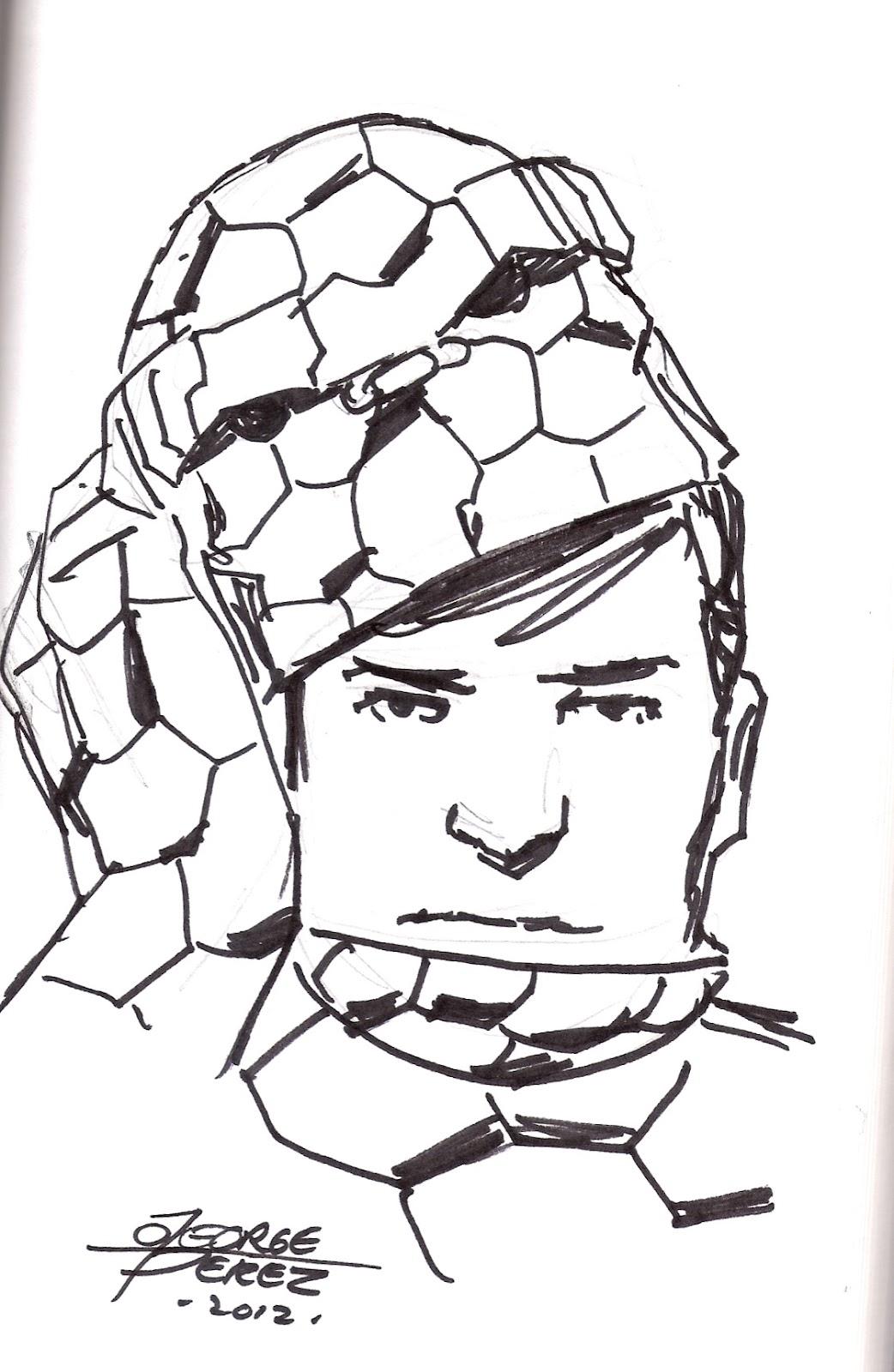 1042x1600 The Yeti Speaks! Thing Sketchbook, Part 10