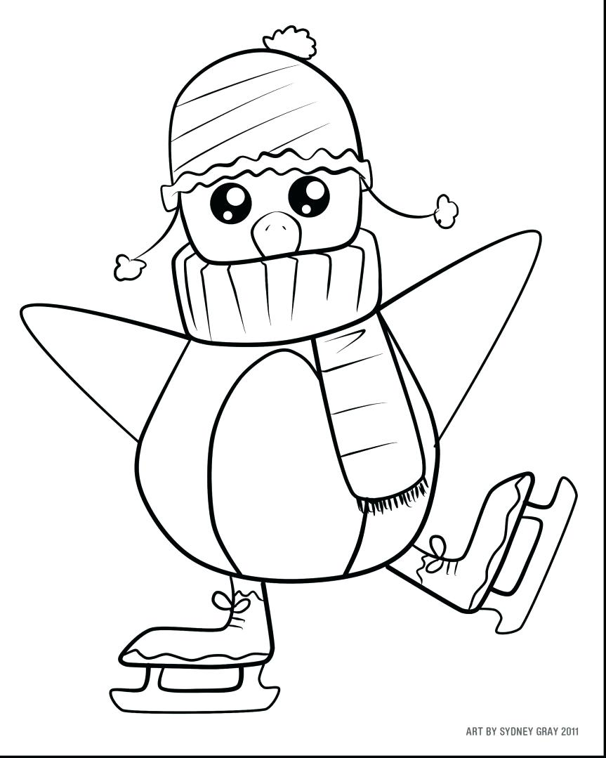 863x1079 coloring pittsburgh penguins coloring pages penguin sheets - Coloring Page Penguin