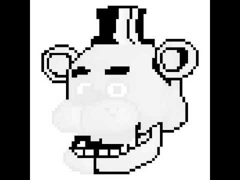 480x360 Drawing Fnaf Pixel Art