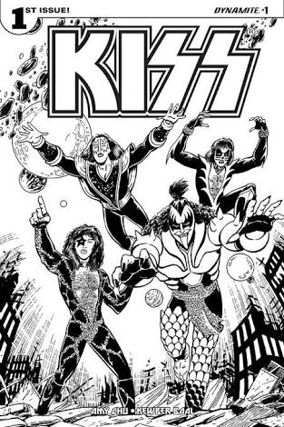 313x470 Image Result For Kiss Drawings The Rock Band Kiss