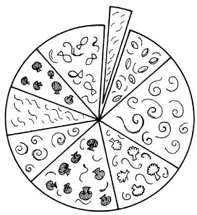 400x438 Fractional Pizza Game Howstuffworks