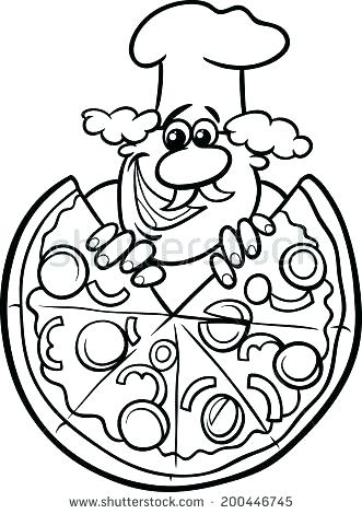 331x470 Pizza Coloring Picture Pizza Coloring Page Pizza Hut Coloring