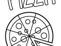200x150 Pizza Hut Coloring Pages Fresh Pizza Hut Coloring Page Kids