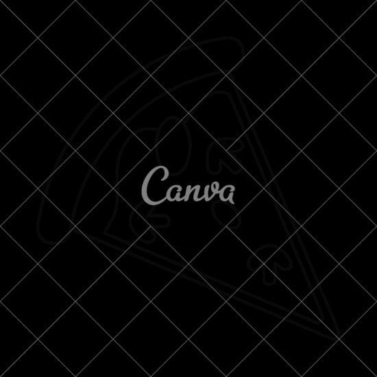550x550 Pizza Slice Outline