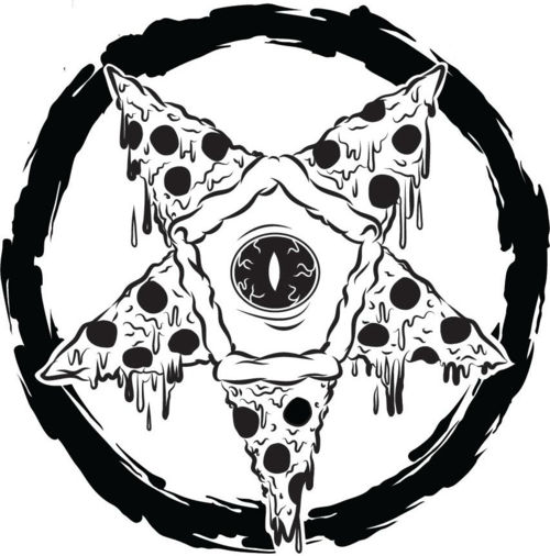 500x506 Pin By Noel K On Witch Pizzas, Drawing Ideas And Artsy