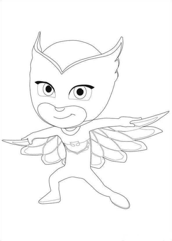 pj mask drawing at getdrawings free