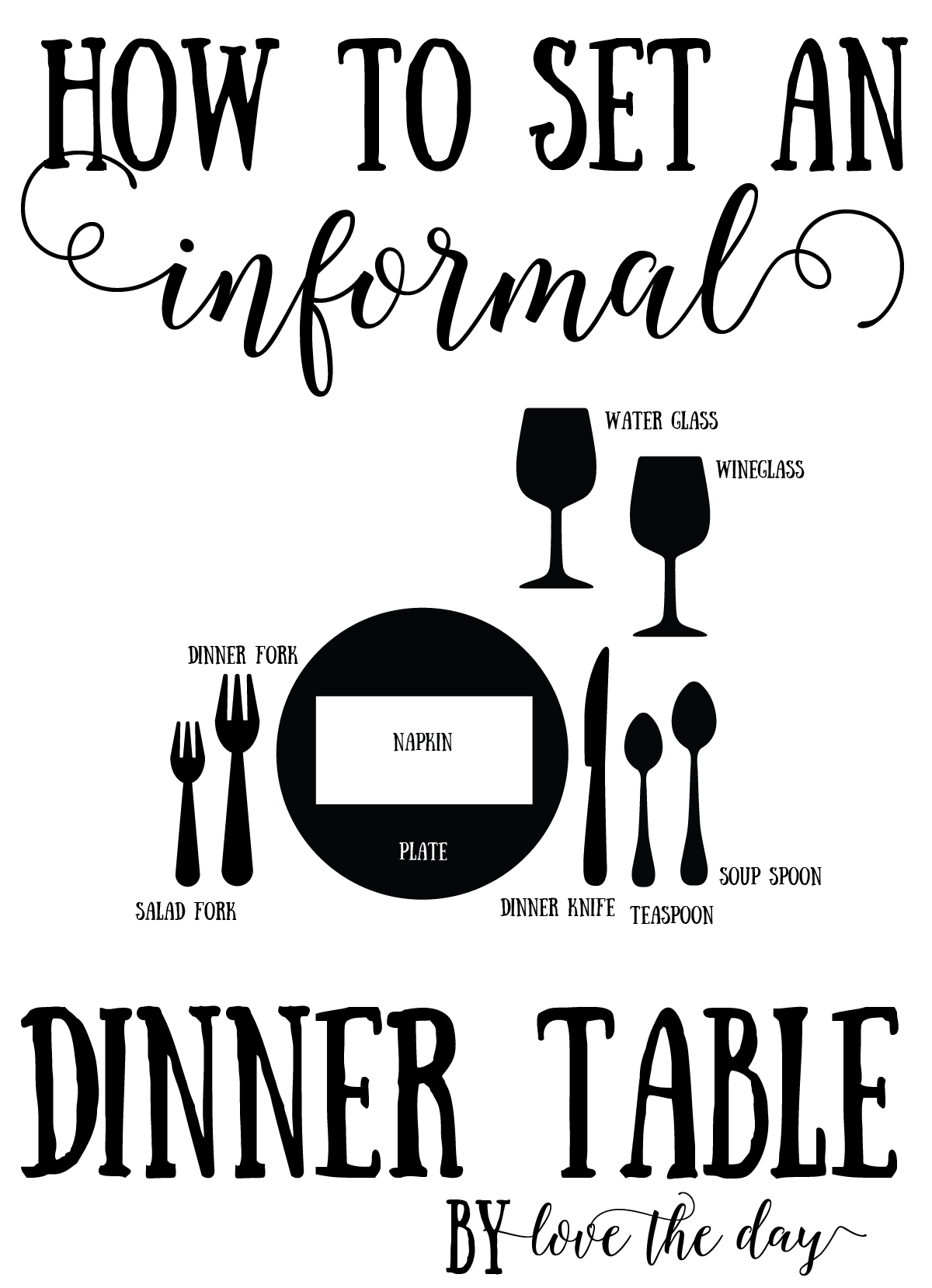 1200x1659 Proper Place Setting Tutorials