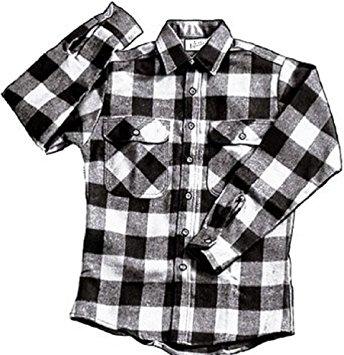 344x355 Extra Heavyweight Brawny Flannel Shirt