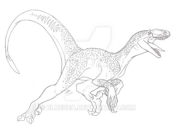 600x432 Plains Raptor By Bluecea