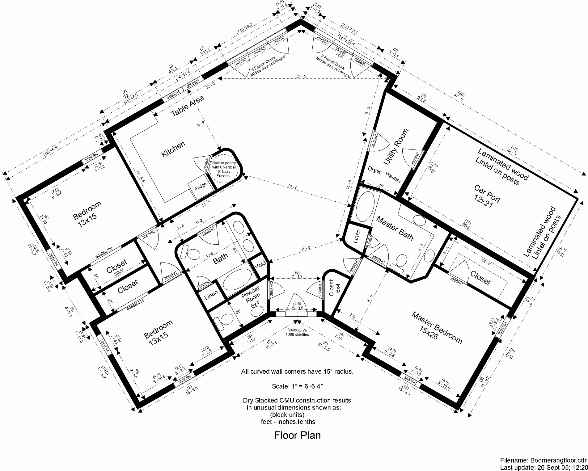1903x1525 49 Awesome Draw Floor Plan