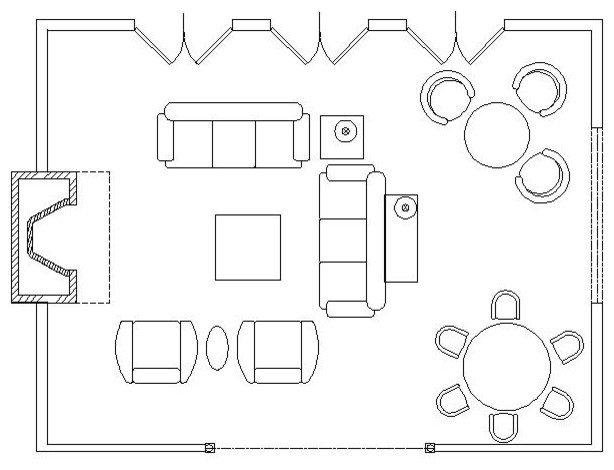 614x470 How To Draw Plans For Furniture Christmas Ideas,