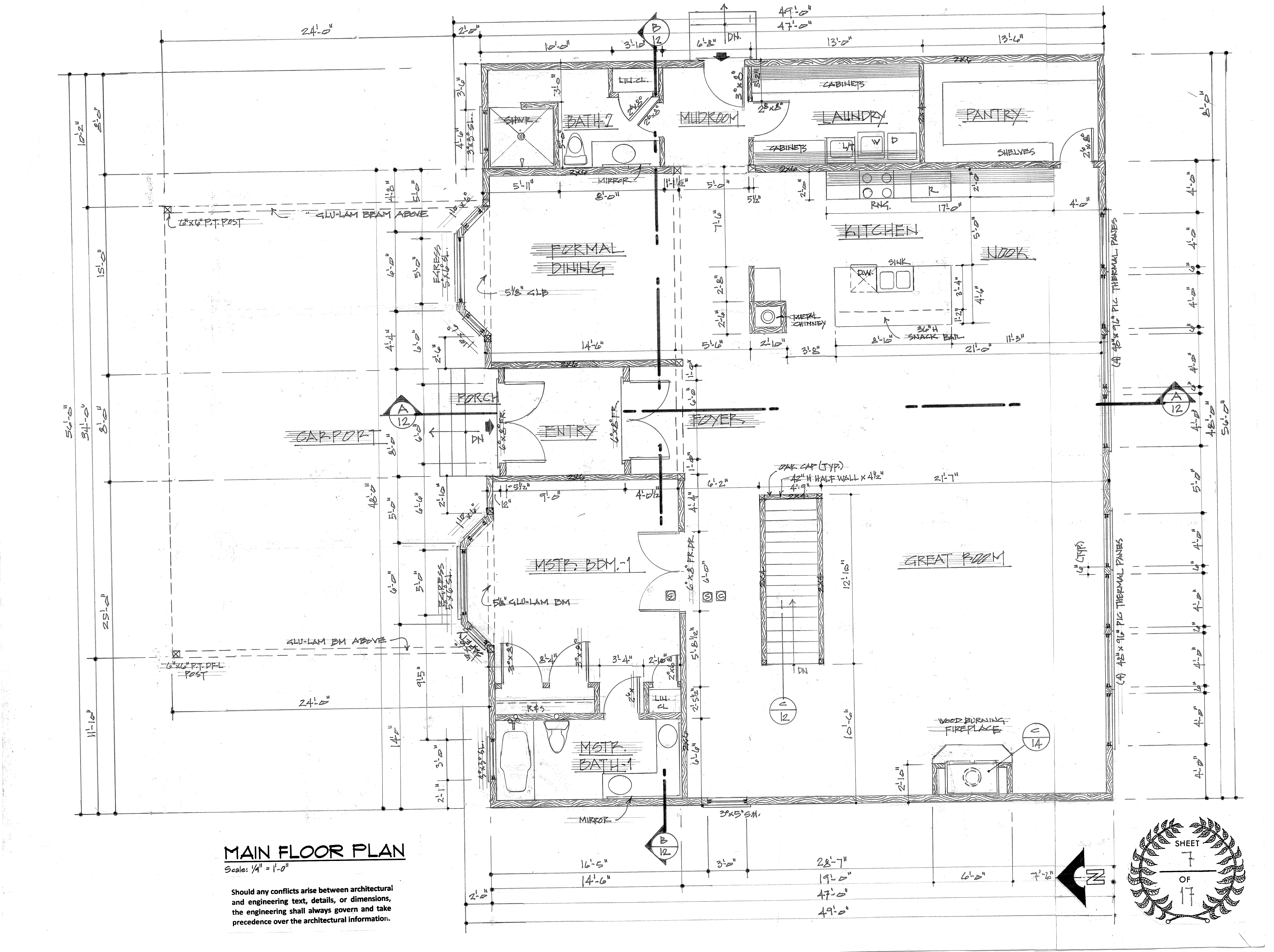 7204x5385 Sample Plans