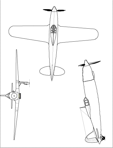 385x501 Model Airplane Plans Building