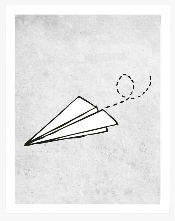 600x758 Paper Airplane Sketch Paper Airplane Drawing Sketches Paper