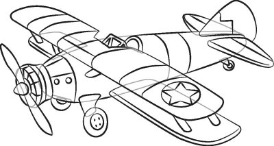 400x213 World Business 1981 How To Draw Biplanes
