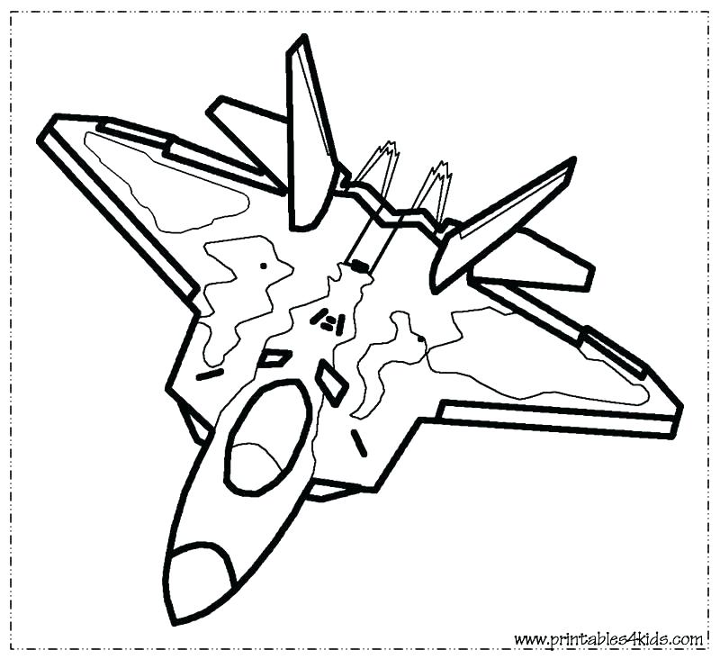800x732 Coloring Plane Airplane Coloring Page Free Printable Pages Kids