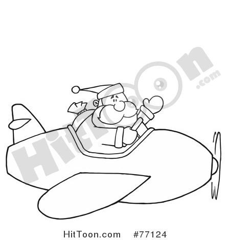 450x470 Santa Clipart