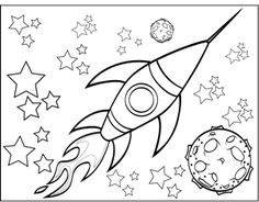 Planet Drawing For Kids at GetDrawings.com | Free for ...