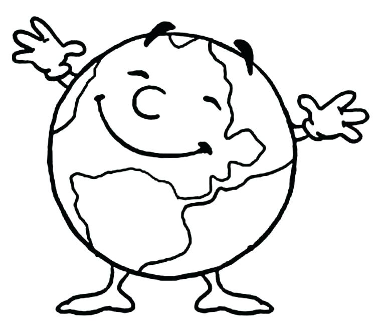 750x656 Planet Earth Coloring Pages Planet Color Pages Escape From Planet