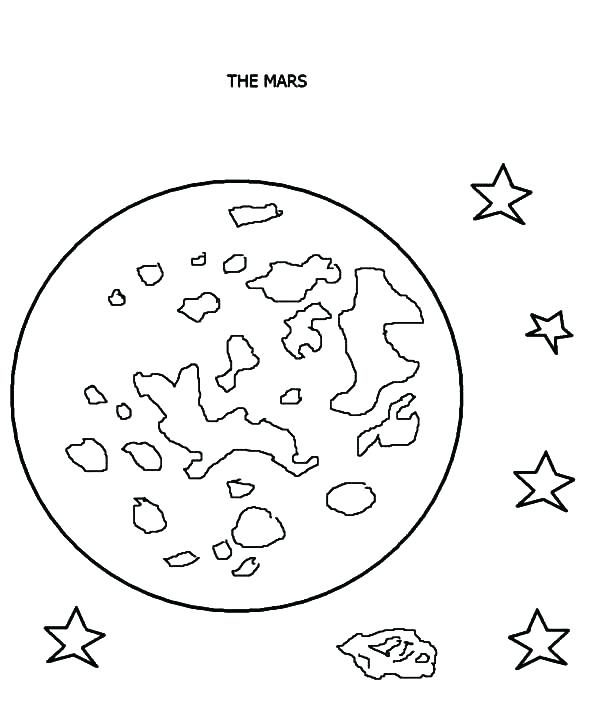 600x705 Planets Coloring Pages Planet Coloring Sheets Pluto Dwarf Planet