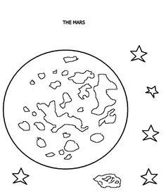 236x277 Planet Coloring Pages Mercury Venus Earth Mars Sinifim