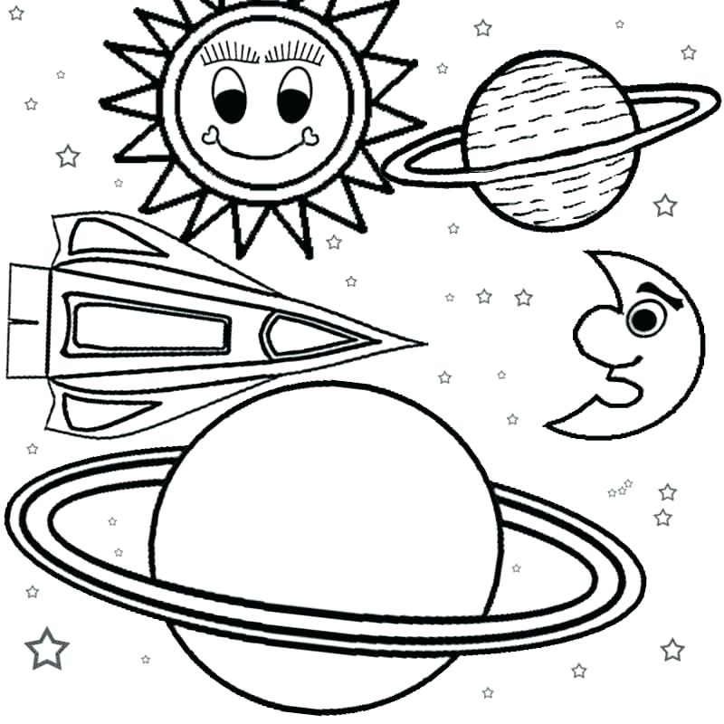 800x800 Good Solar System Coloring Pages New Best Ideas On Outer Planet
