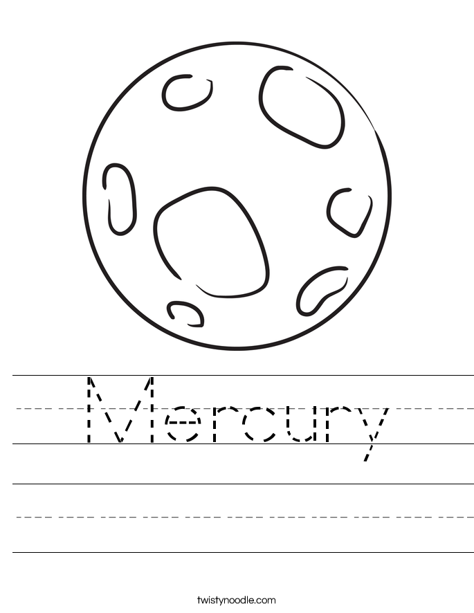 685x886 Mercury Coloring Pictures Pages