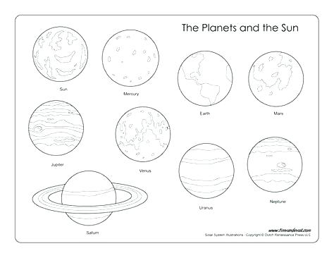 474x366 Lovely Solar System Coloring Pages Or Tagged Solar System Planets