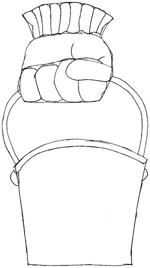 300x536 How To Draw Plankton's Chum Bucket From Spongebob Squarepants