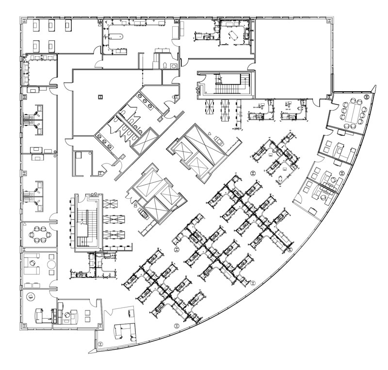 800x763 Space Planning Installation Design Business Environments