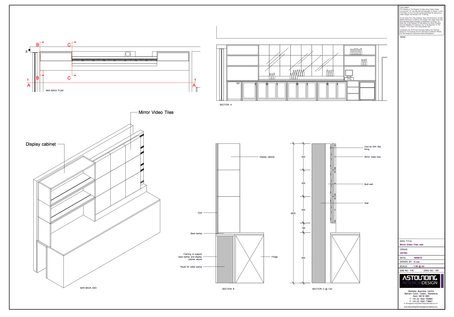 1823x1275 Survey Of Venue And Space Planning Uk's Top Bar Amp Restaurant