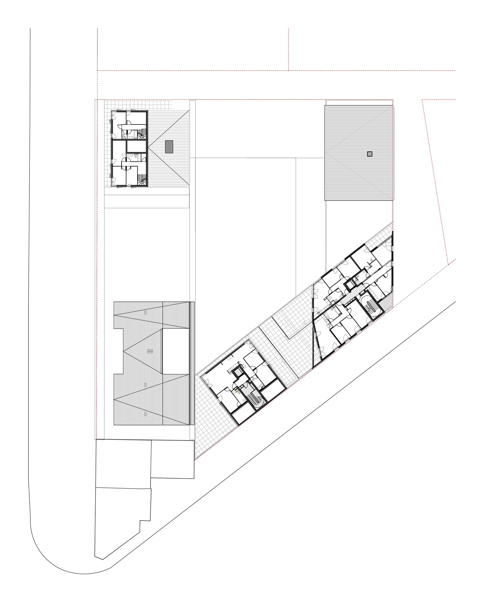 1580x1970 Urban Planning And Housing In Bordeaux By Mateo Arquitectura