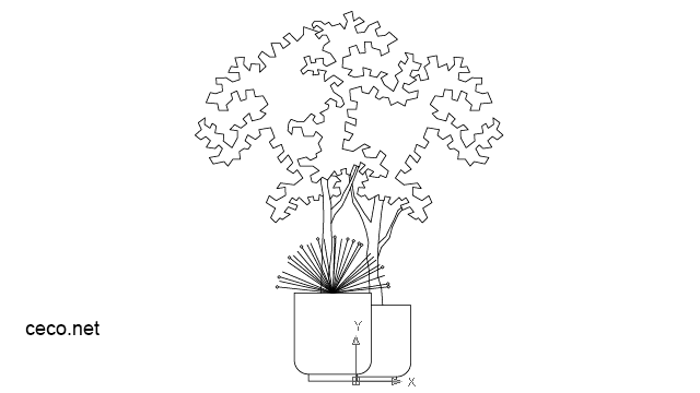 Plants Drawing at GetDrawings | Free download