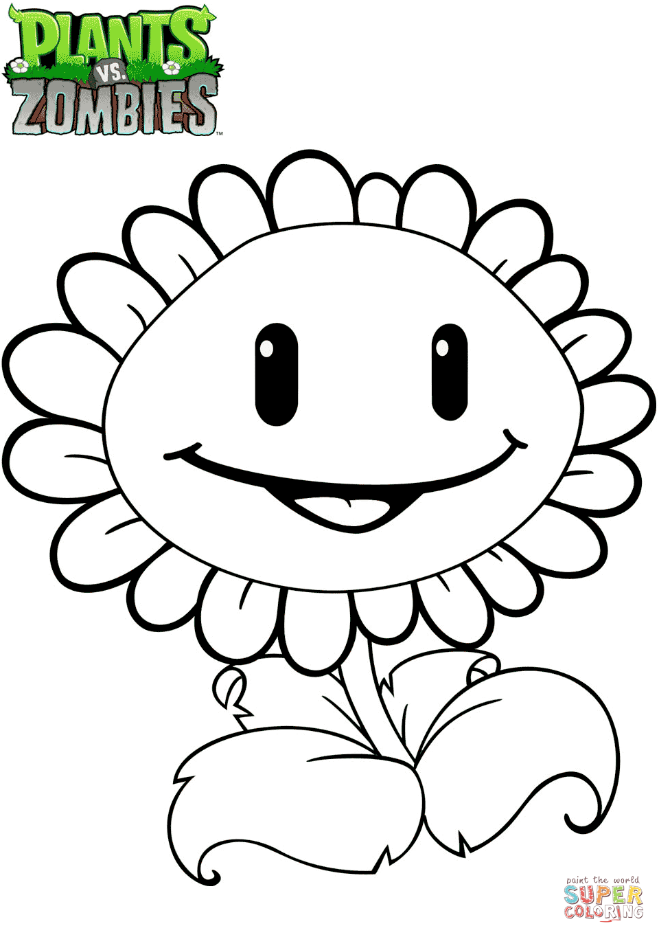 Plants Vs Zombies Drawing At Getdrawings Com Free For