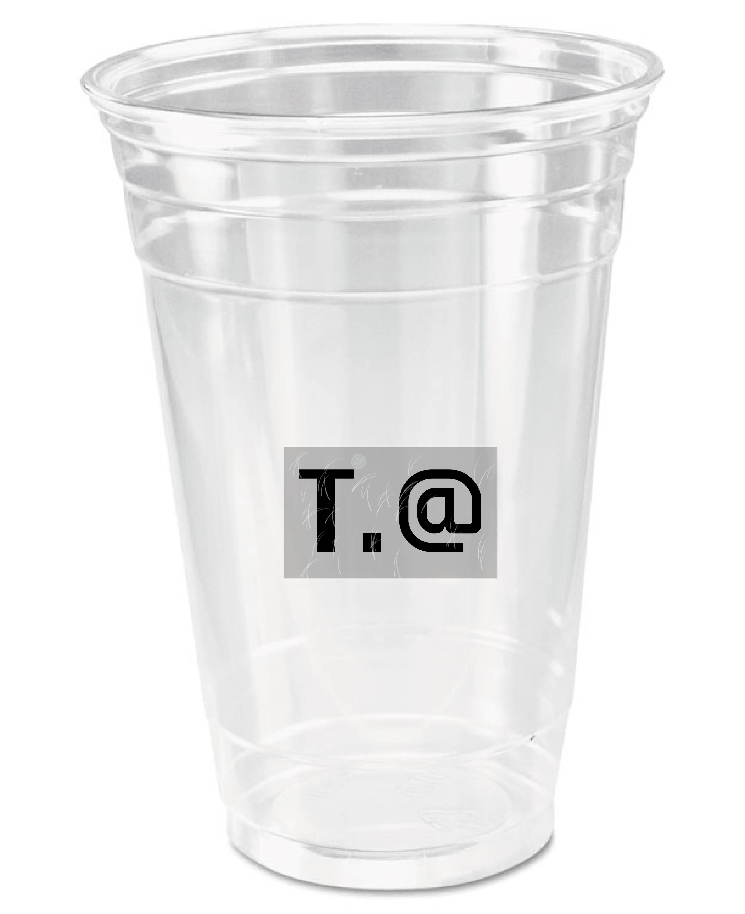 2550x3125 Custom Plastic Cups Wholesale Personalized Plastic Pet Cups