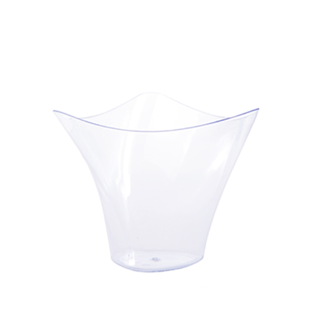 1000x1000 Disposable Plastic 3 Edge Ps Cup
