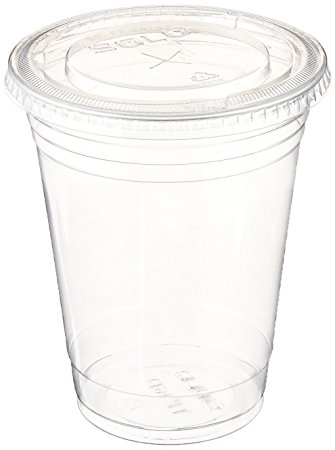 335x450 A World Of Deals Plastic Clear Cups With Flat Lids