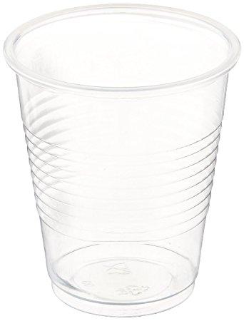 342x450 Blue Sky 100 Count Plastic Cups, 5 Oz, Clear Kitchen