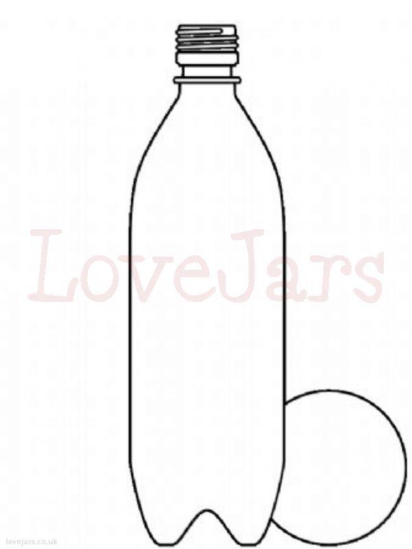 600x800 Drawn Bottle Plastic Bottle
