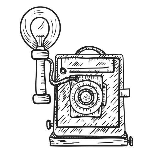 512x512 Plate Camera Sketch