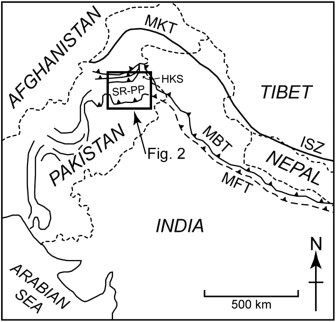 336x322 Location Map Showing The Geographic Location And Tectonic Setting