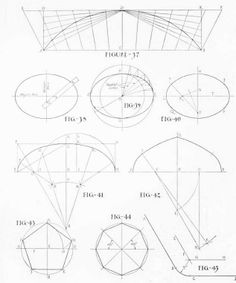 236x283 Geometrical Drawing A Collection Of Plates For 2