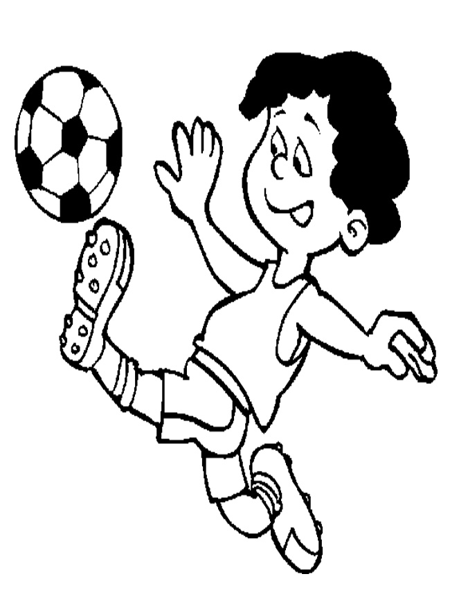 650x882 Fun Play Ball Coloring Pages