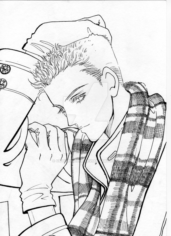 600x828 Flirty Play Boy ( I Like Drawing Cute Boys . ) By Cookiekiller