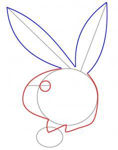 237x302 How To Draw Playboy Bunny Ise7en's Blog