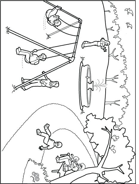 Playground Drawing at GetDrawings | Free download