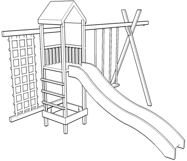 600x516 Arundel Climbing Tower Play Centre And Childrens Adventure Equipment